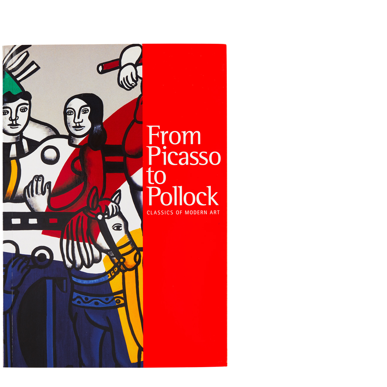 From Picasso to Pollock: Classics of Modern Art
