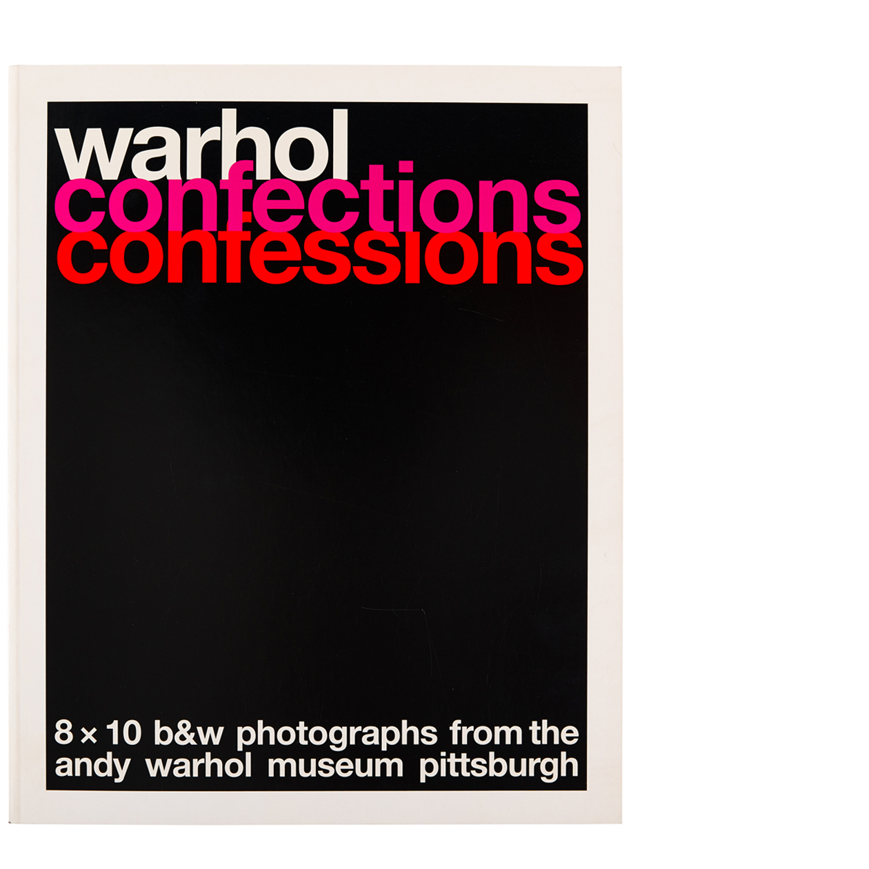 Warhol: Confections/Confessions